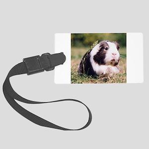 guinea pig Large Luggage Tag