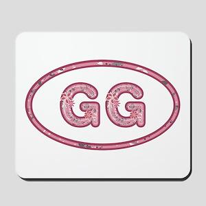 GG Pink Mousepad