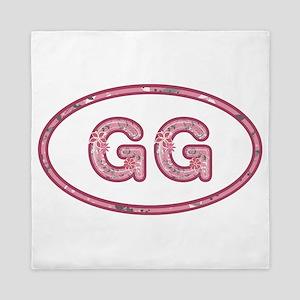 GG Pink Queen Duvet