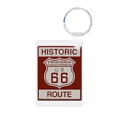 Fontana Route 66 Keychains