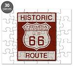 Fontana Route 66 Puzzle