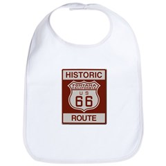 Fontana Route 66 Bib