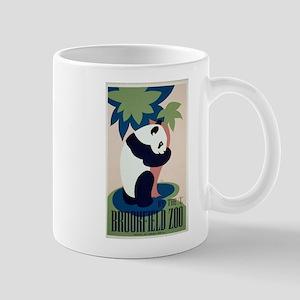 Panda at Brookfield Zoo Mugs