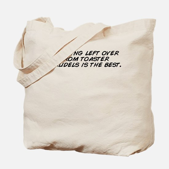 Cute From the left Tote Bag
