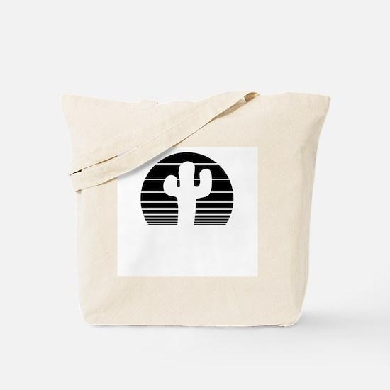 Saguaro Sunset Tote Bag