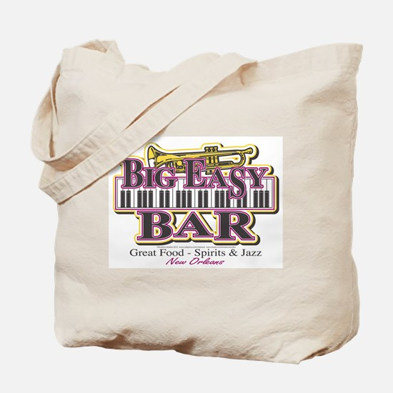 New OrleansThe Big Easy Tote Bag