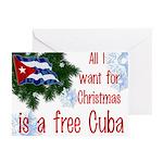 Free Cuba Christmas Cards (Pk of 10)