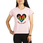 Have A Heart Performance Dry T-Shirt