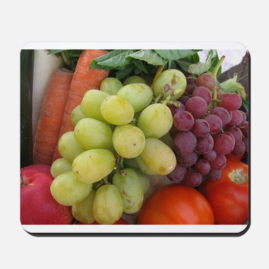 luscious wine country style fruit with grapes Mous