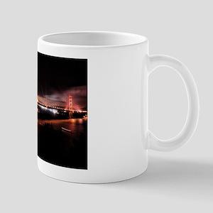 Fireworks - Golden Gate Bridge Mug