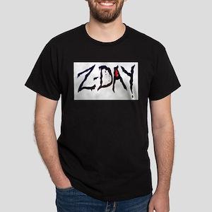 Z-Day Zombie Pride Hunting Dark T-Shirt