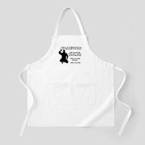 Thesaurus Ninja Funny T-Shirt Apron