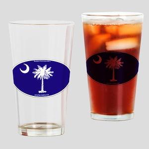 sc_flag_tp Drinking Glass