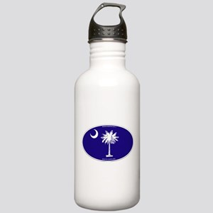 sc_flag_tp Stainless Water Bottle 1.0L