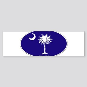 sc_flag_tp Sticker (Bumper)