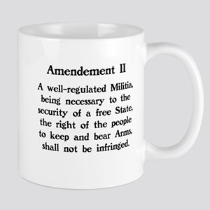 Second Amendment Mug