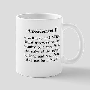 Second Amendment Mug