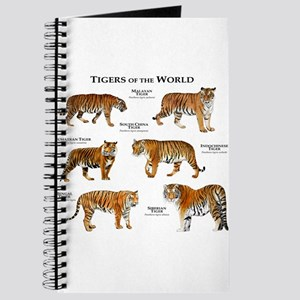 Tigers of the World Journal