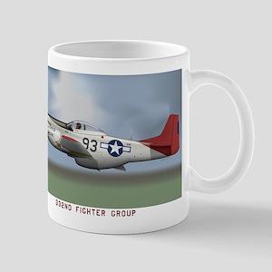 P51D_redtail Mug