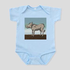 Lonely Warthog Infant Bodysuit