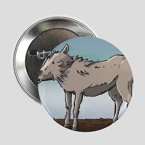 "Lonely Warthog 2.25"" Button"