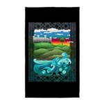 Celtic Castle Tor 3'x5' Area Rug