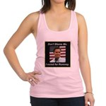 I Voted For Romney Racerback Tank Top
