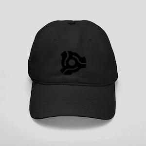 45 Adapter Black Cap