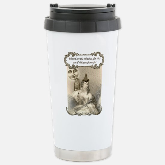 Blessed Witch Stainless Steel Travel Mug