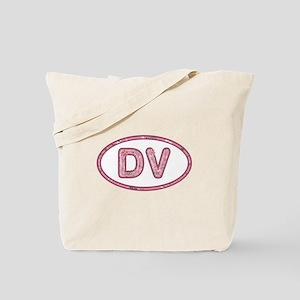 DV Pink Tote Bag