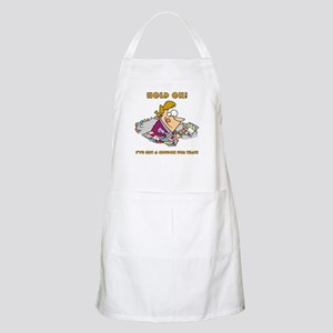 HOLD ON! Apron