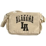Lower Alabama Messenger Bag