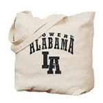 Lower Alabama Tote Bag