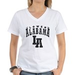 Lower Alabama Women's V-Neck T-Shirt