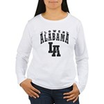 Lower Alabama Women's Long Sleeve T-Shirt