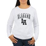 Lower Alabama Women's Long Sleeve T-Shirt