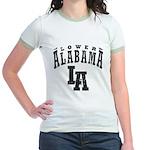 Lower Alabama Jr. Ringer T-Shirt