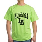 Lower Alabama Green T-Shirt