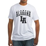 Lower Alabama Fitted T-Shirt
