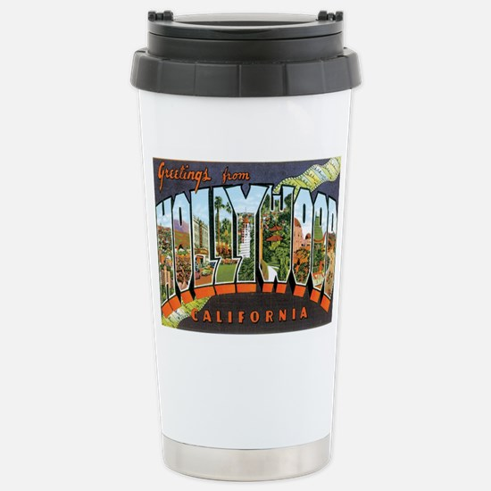 Hollywood California Mugs
