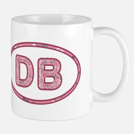 DB Pink Mug