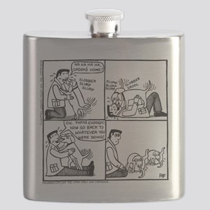 Welcome Home Daddy! Flask
