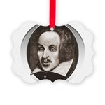 Subliminal Bard's Picture Ornament