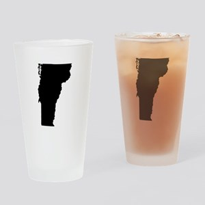 Black Drinking Glass