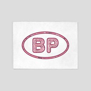 BP Pink 5'x7'Area Rug