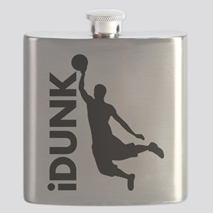 iDunk Basketball Flask