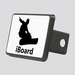 iBoard Rectangular Hitch Cover