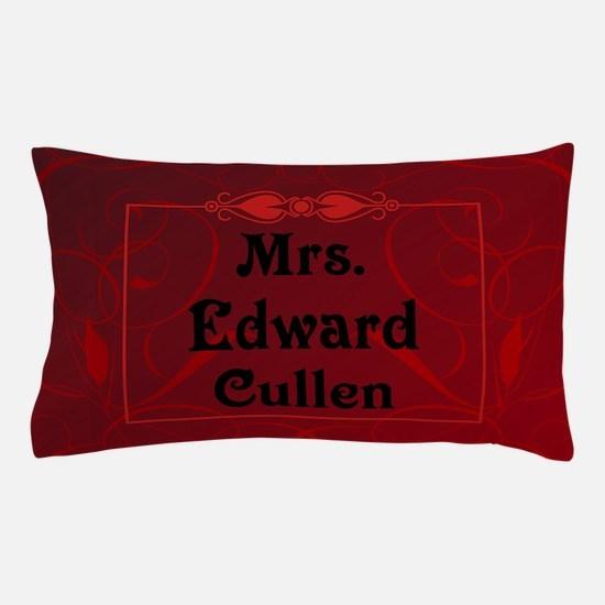 Mrs. Edward Cullen Pillow Case