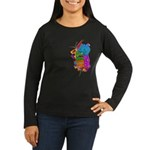 radelaide sa5k Women's Long Sleeve Dark T-Shirt
