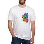 radelaide sa5k Fitted T-Shirt